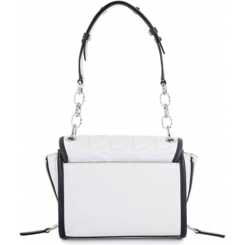 Messenger bag Karl Lagerfeld white