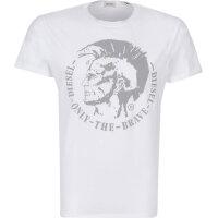 T-Diego-Fo T-shirt Diesel white
