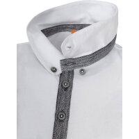 Polo Playott Boss Orange biały