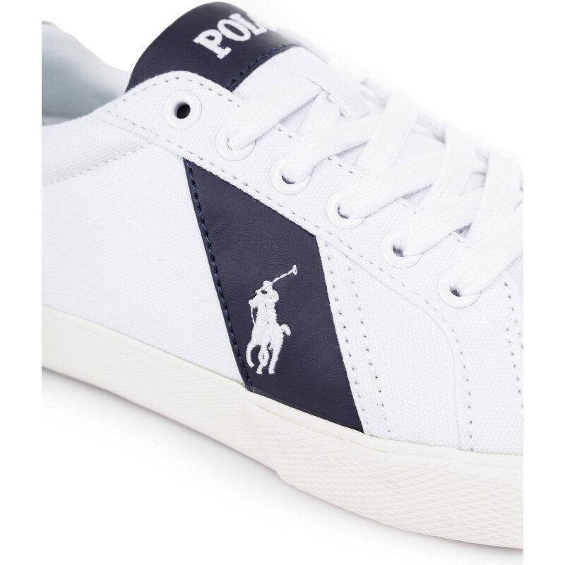 Hugh-Ne Sneakers Polo Ralph Lauren white