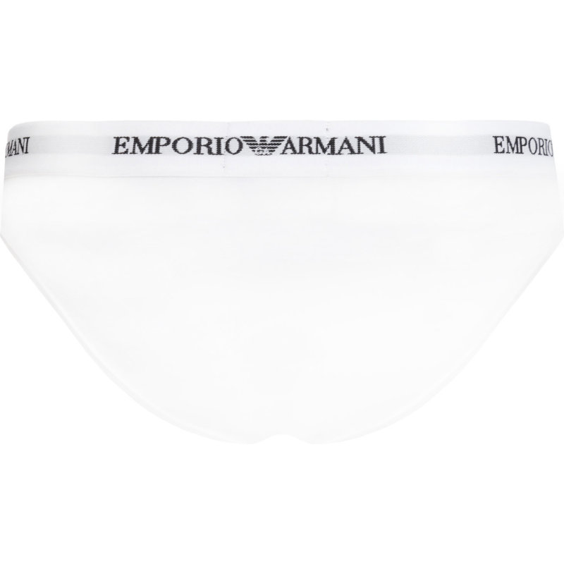 Figi 2-pack Emporio Armani biały