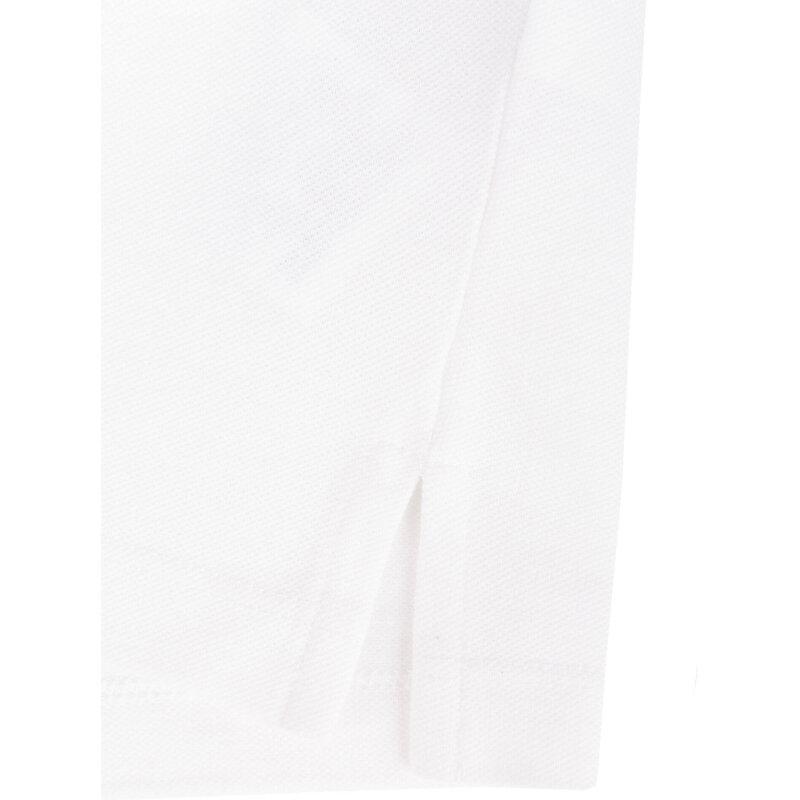 Polo Trussardi Jeans biały