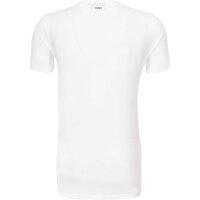 T-shirt Doker Hugo biały
