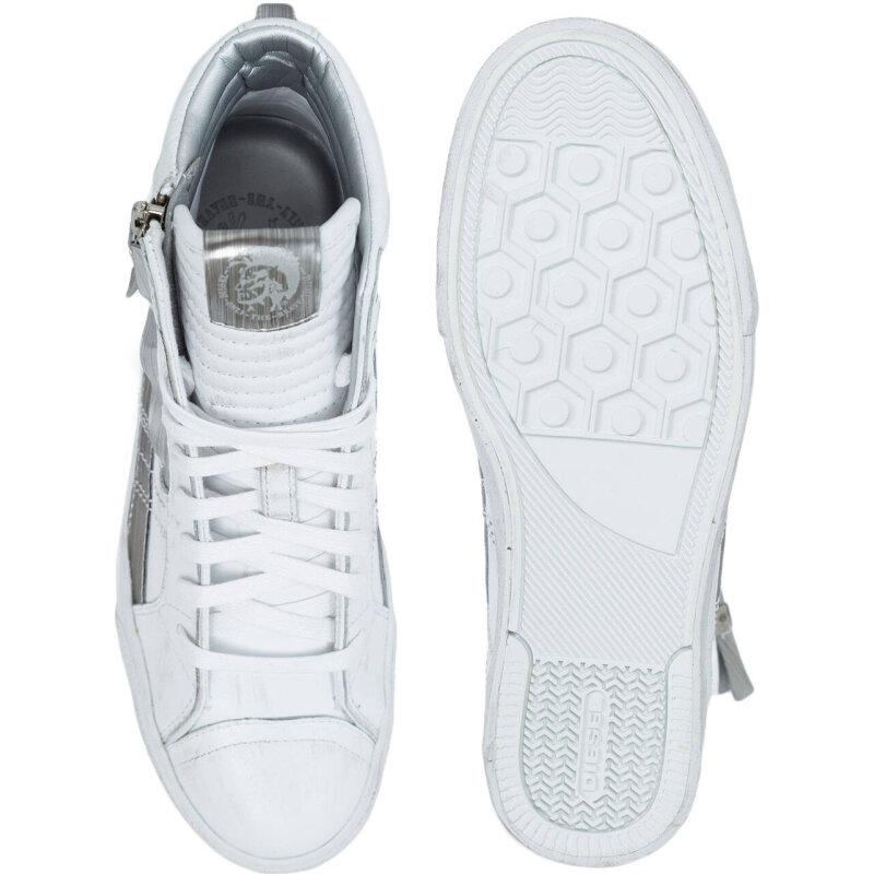 Sneakersy D-String Diesel biały