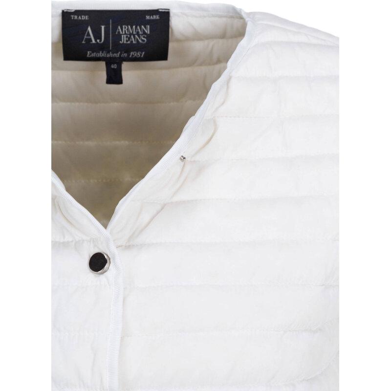Kurtka Armani Jeans biały