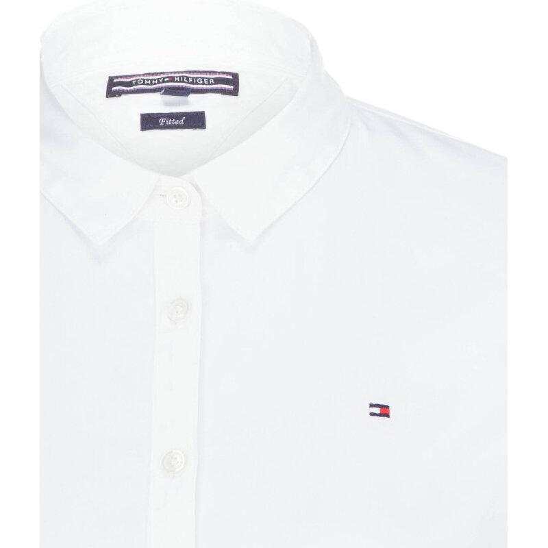 Koszula Devrim Tommy Hilfiger biały