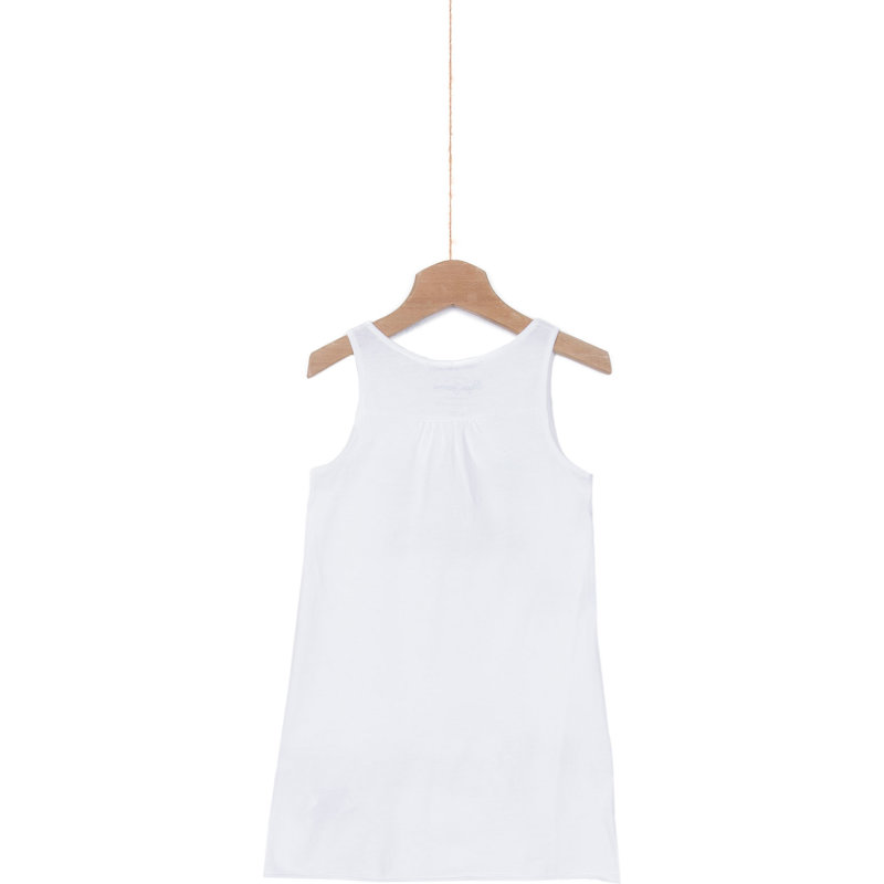 Sukienka Dagmar Pepe Jeans London biały