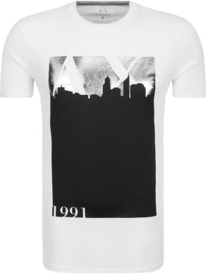 Armani Exchange T-shirt   Slim Fit   pima