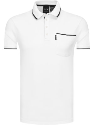 Armani Exchange Polo | Regular Fit | pique