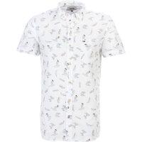 Printed shirt Hilfiger Denim white