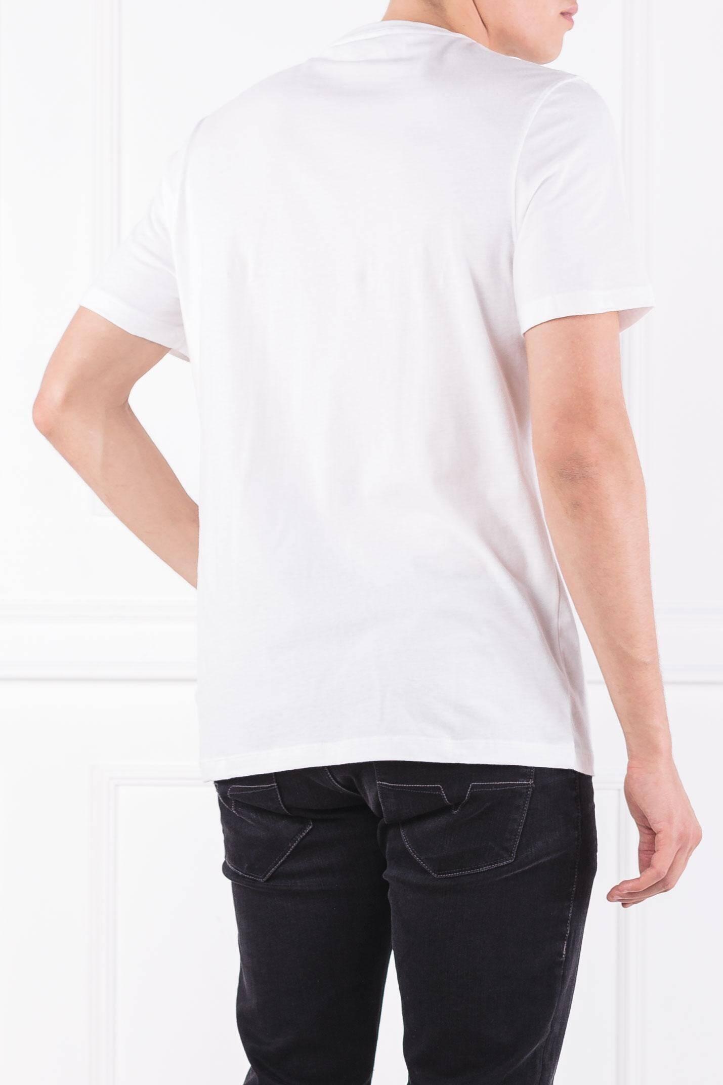 894aa76357 T-shirt sunrise | Regular Fit Michael Kors | Biały | Gomez.pl