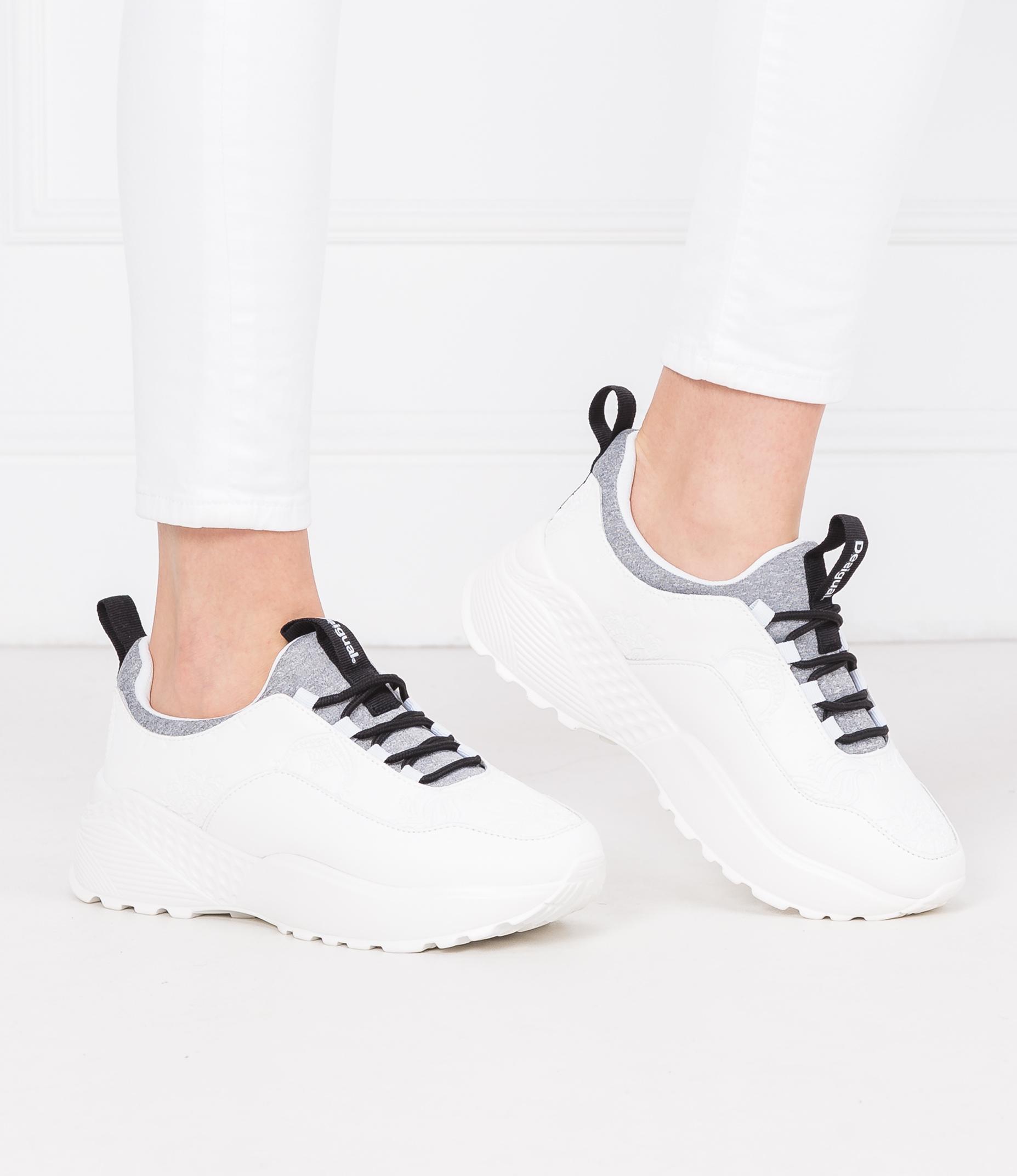Sneakers CHUNKY Desigual   White