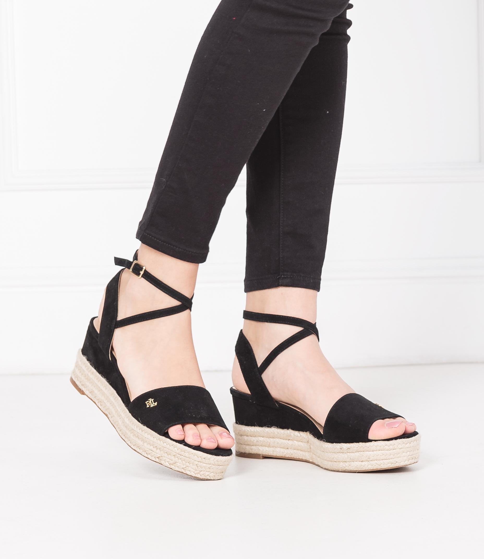 Sandals DELORES Lauren Ralph Lauren