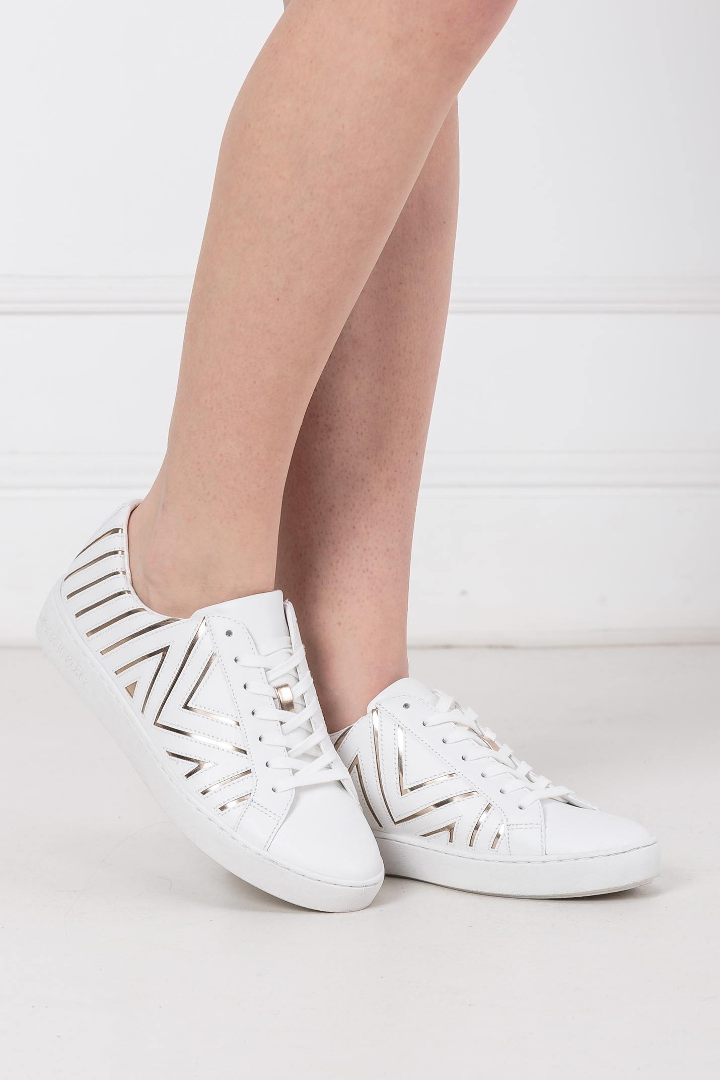 Leather sneakers WHITNEY Michael Kors