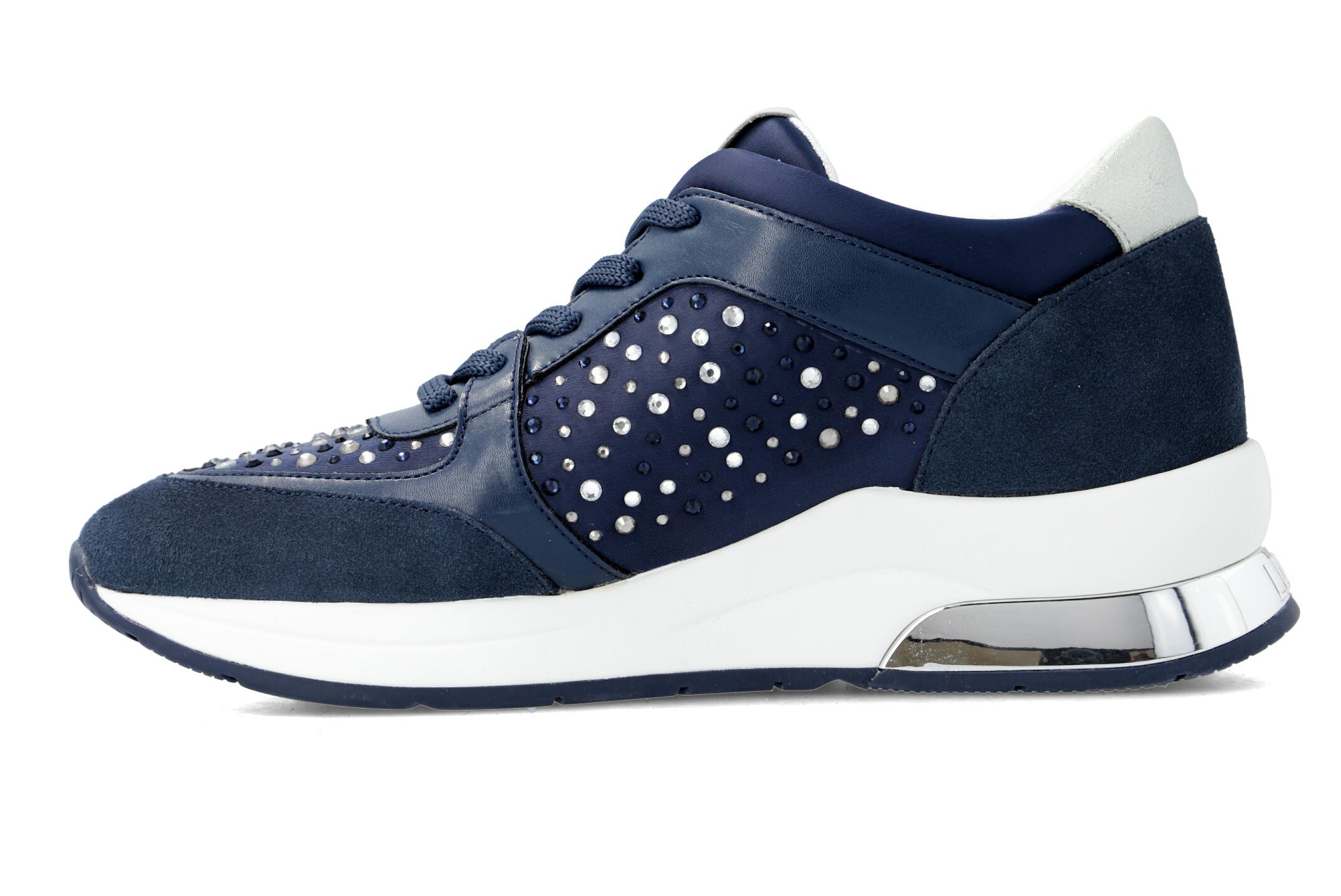 Liu 12 NavySne Karlie Jo sneaker Shoes ALRq5c34j
