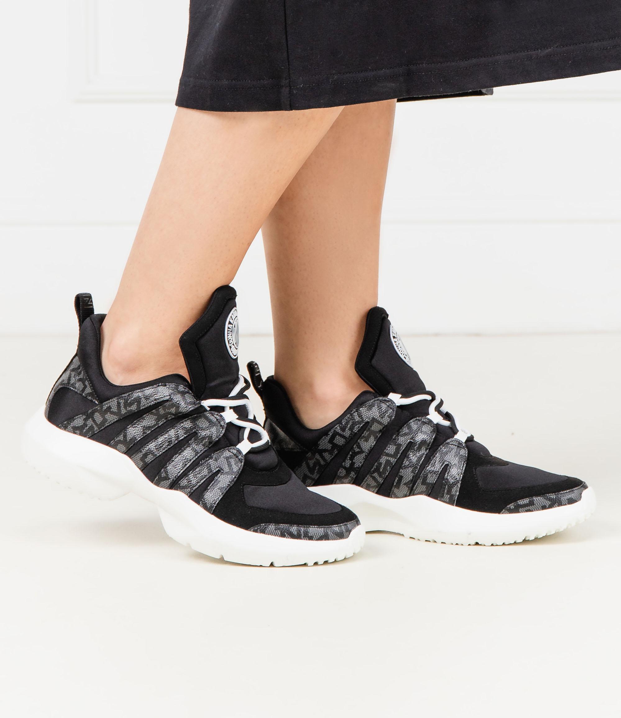 Sneakers LYNZIE DKNY | Black | Gomez.pl/en