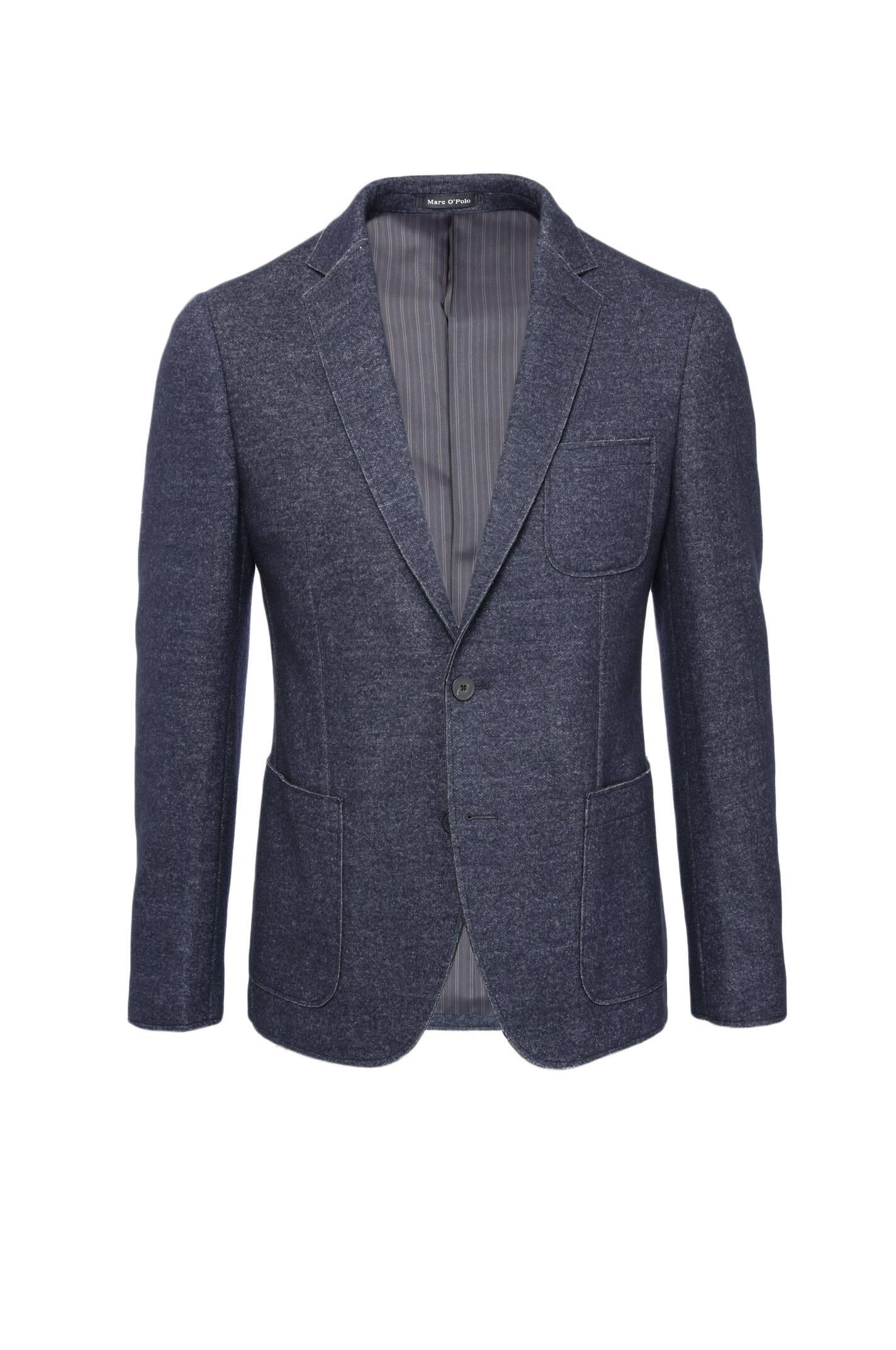blazer marc o 39 polo navy blue blazers. Black Bedroom Furniture Sets. Home Design Ideas