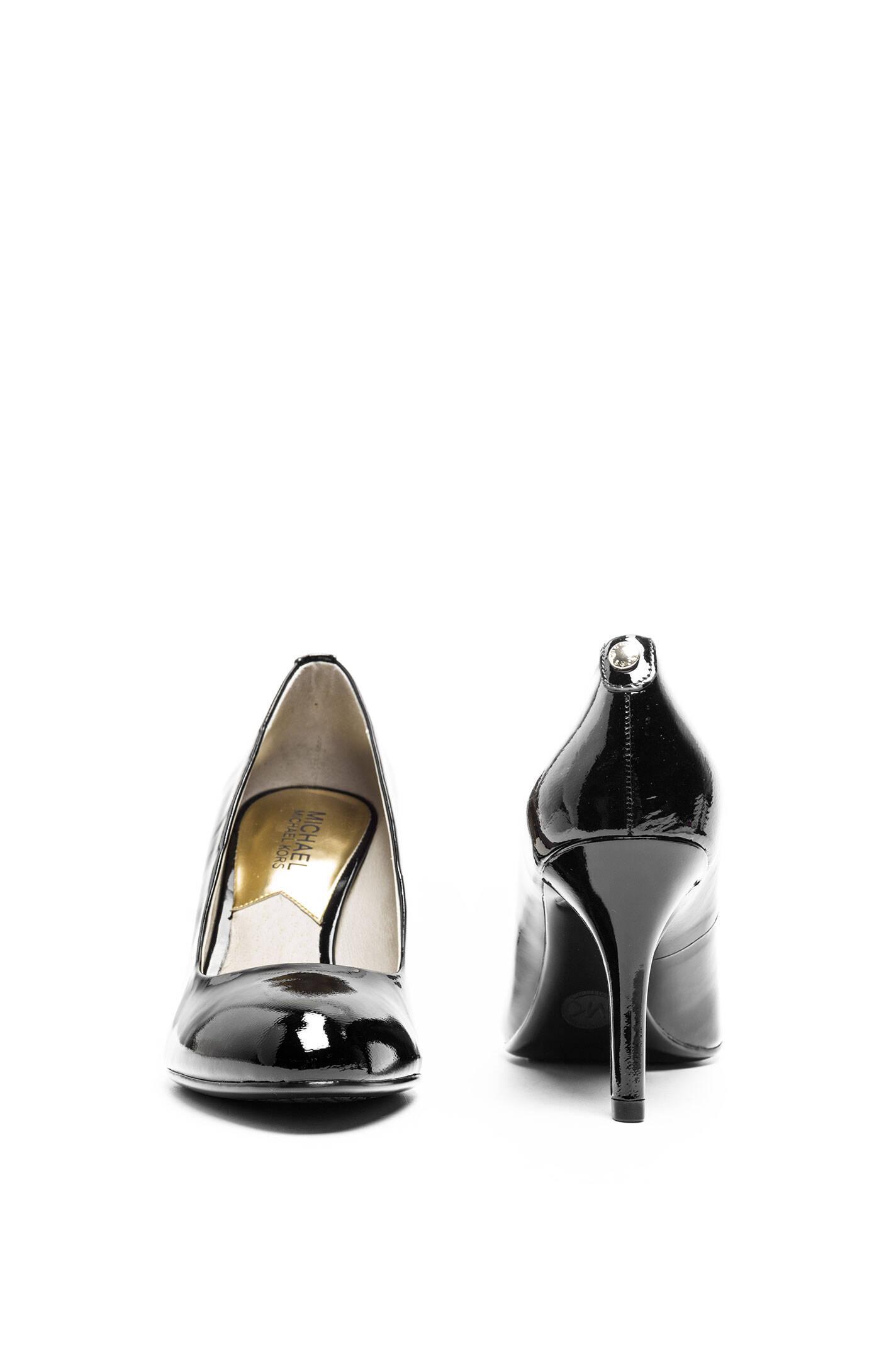 mk flex pumps michael kors black shoes. Black Bedroom Furniture Sets. Home Design Ideas