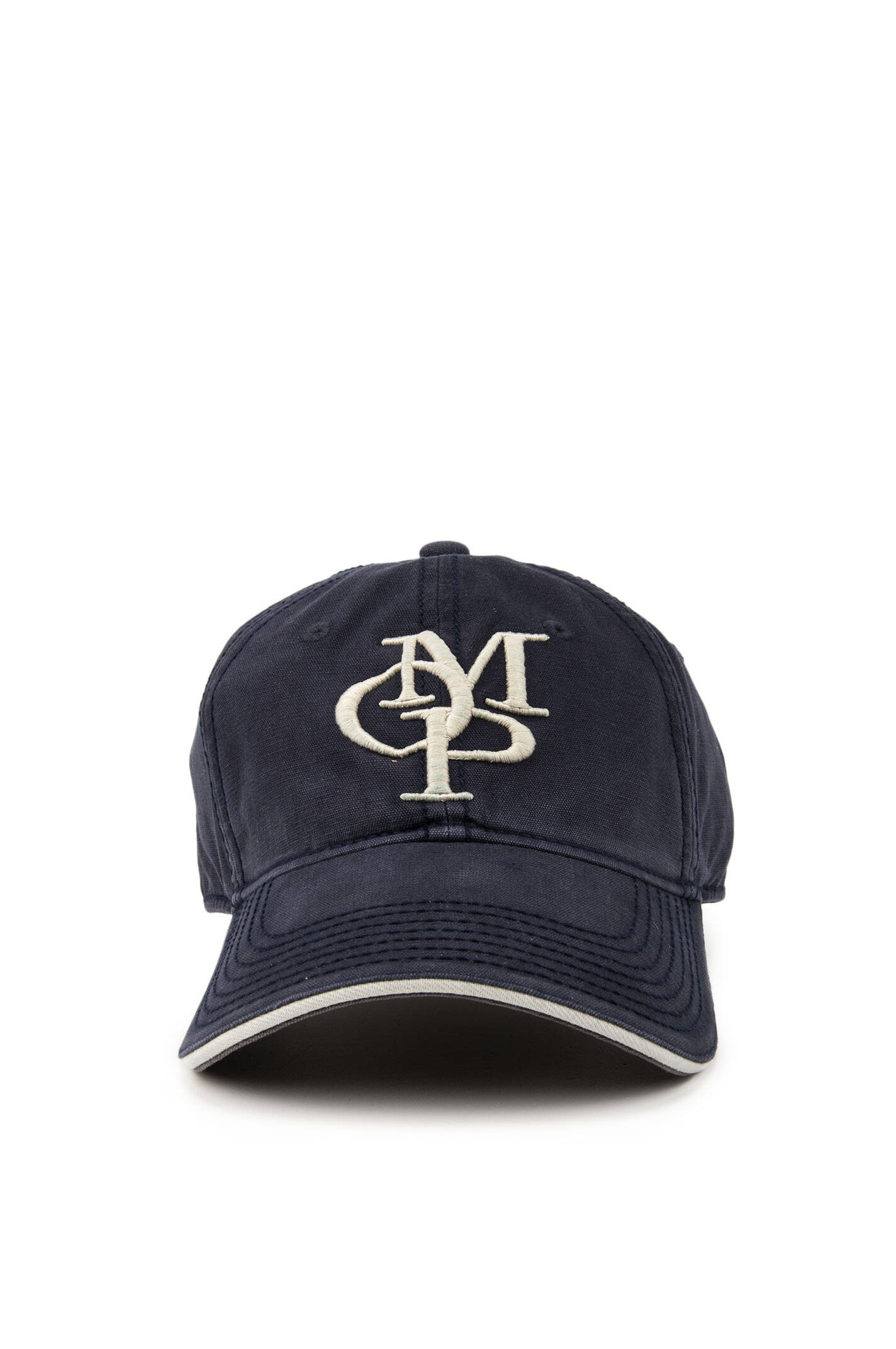 baseball cap marc o 39 polo navy blue caps hats. Black Bedroom Furniture Sets. Home Design Ideas
