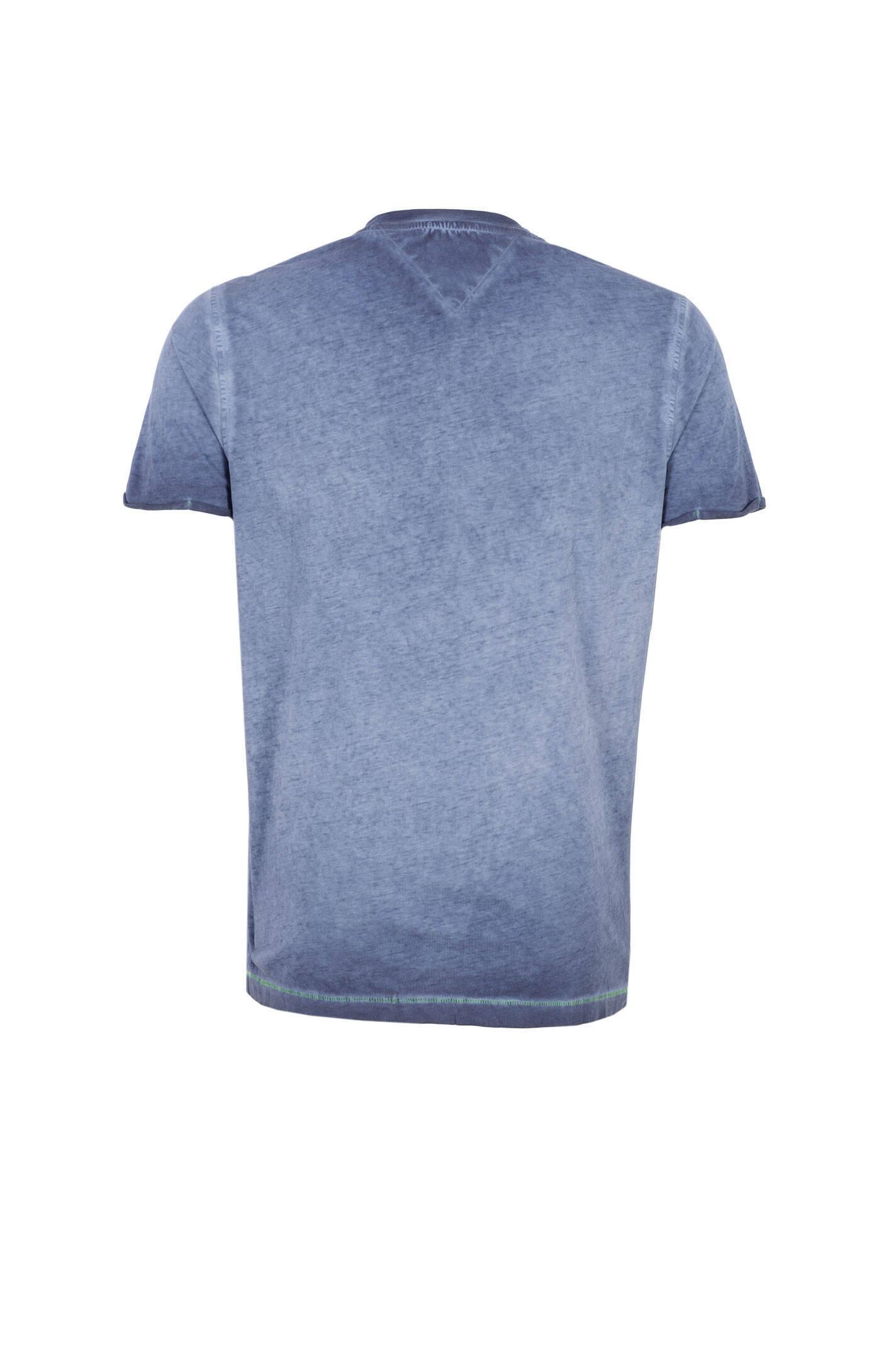 fratton t shirt hilfiger denim blue t shirts. Black Bedroom Furniture Sets. Home Design Ideas
