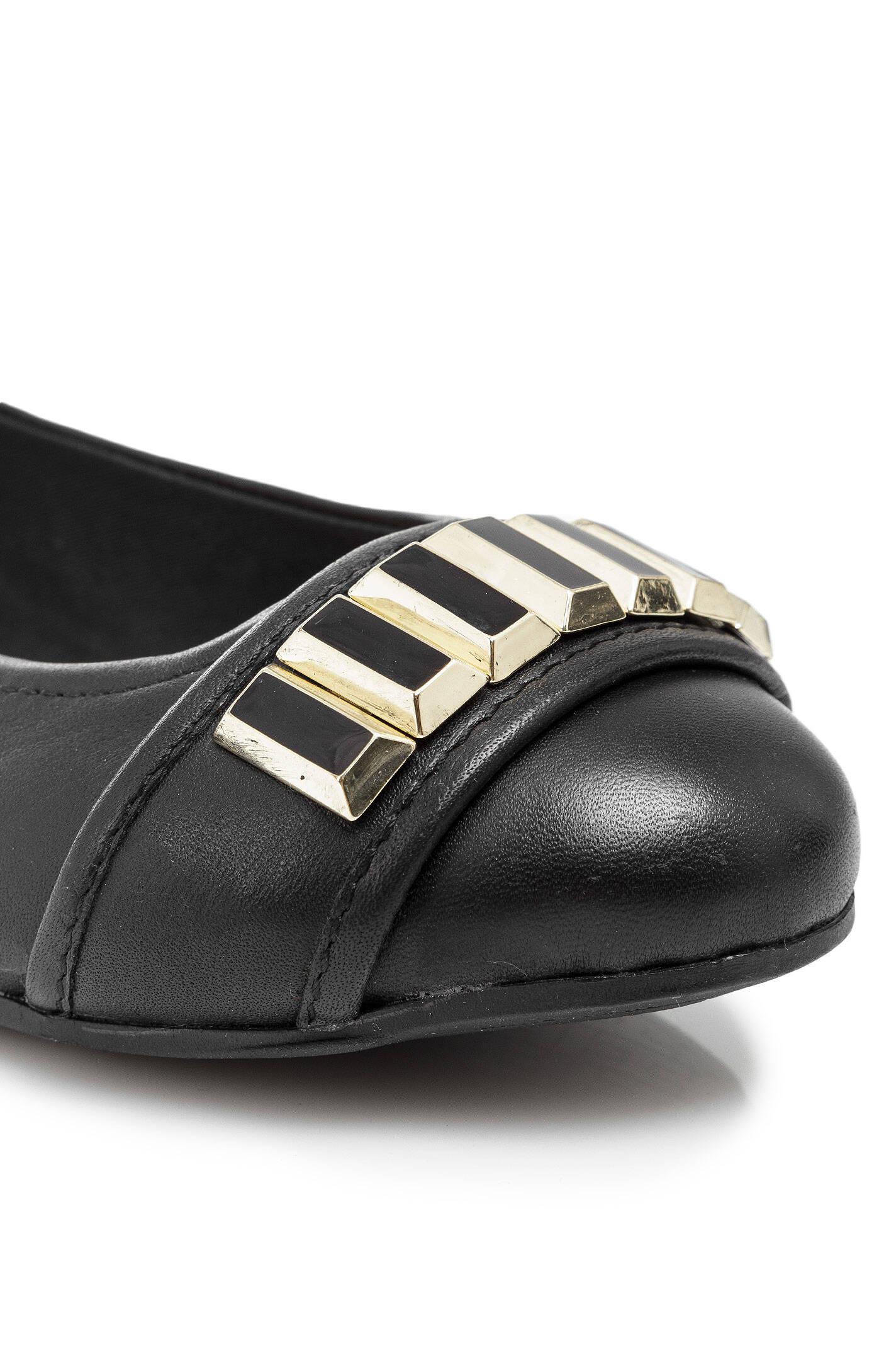amy 36a ballerinas tommy hilfiger black shoes. Black Bedroom Furniture Sets. Home Design Ideas