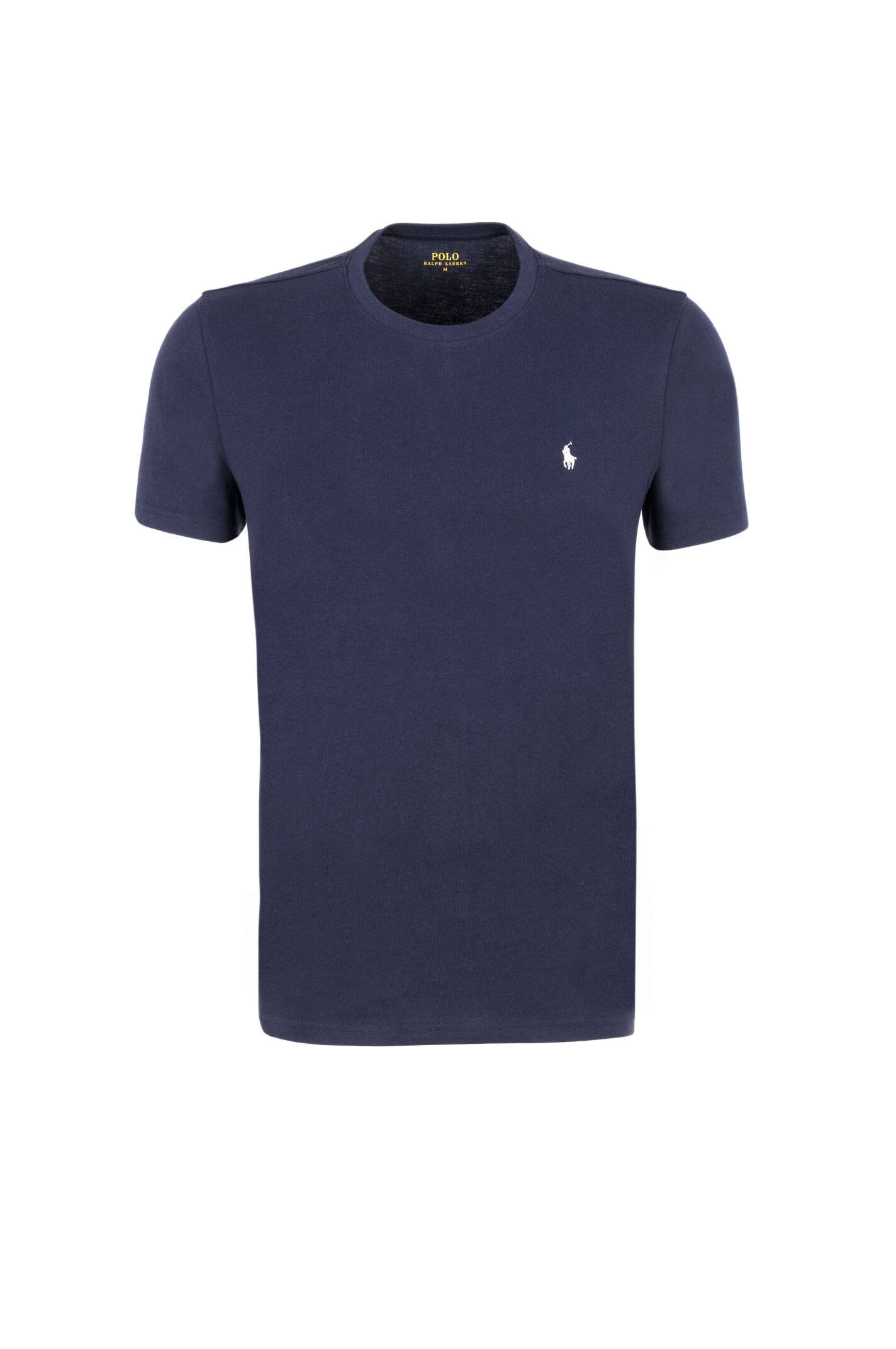 T shirt undershirt polo ralph lauren navy blue for Polo shirt with undershirt