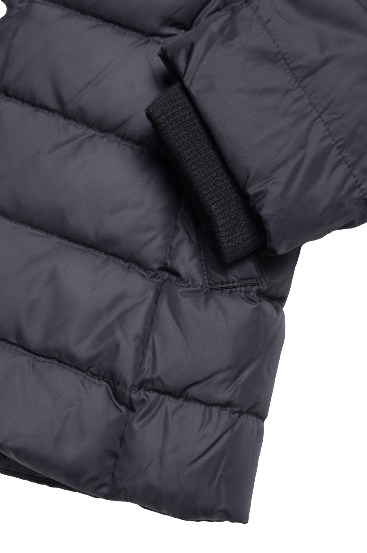 martina jacket hilfiger denim black outerwear. Black Bedroom Furniture Sets. Home Design Ideas