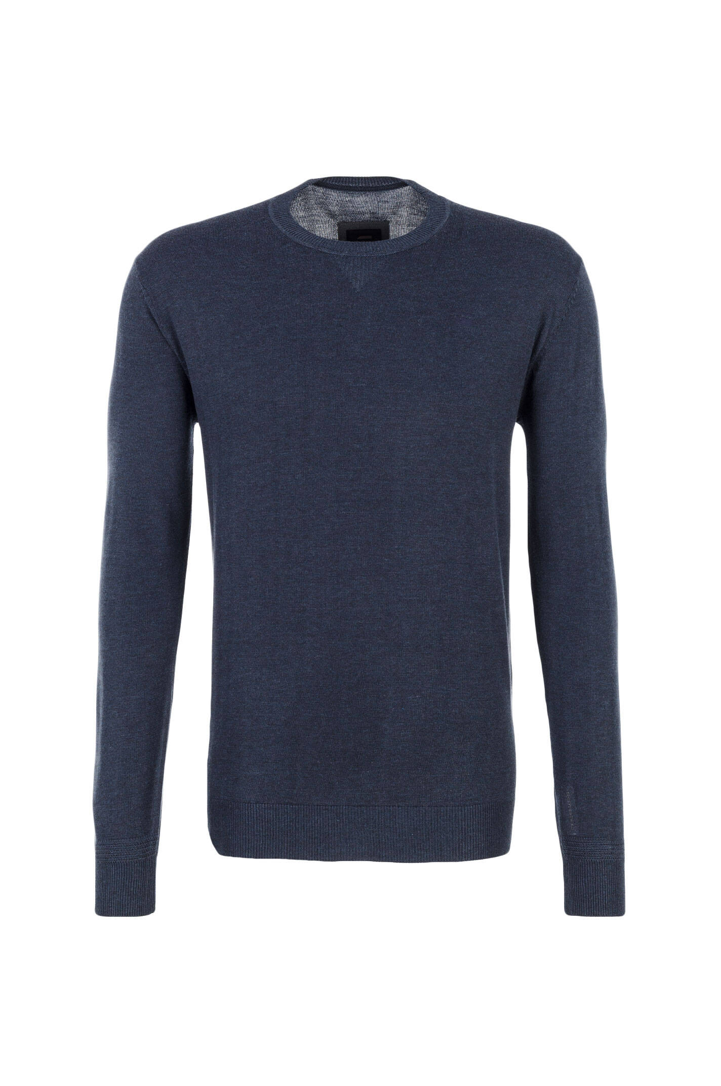 berlow sweater g star raw navy blue knitwear. Black Bedroom Furniture Sets. Home Design Ideas