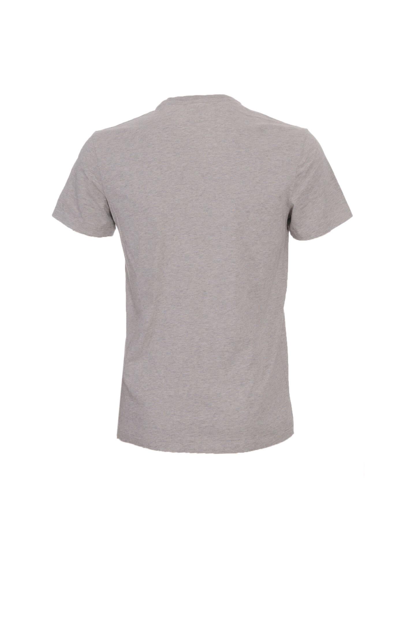T shirt tee jersey polo ralph lauren szary for Ralph lauren polo jersey shirt
