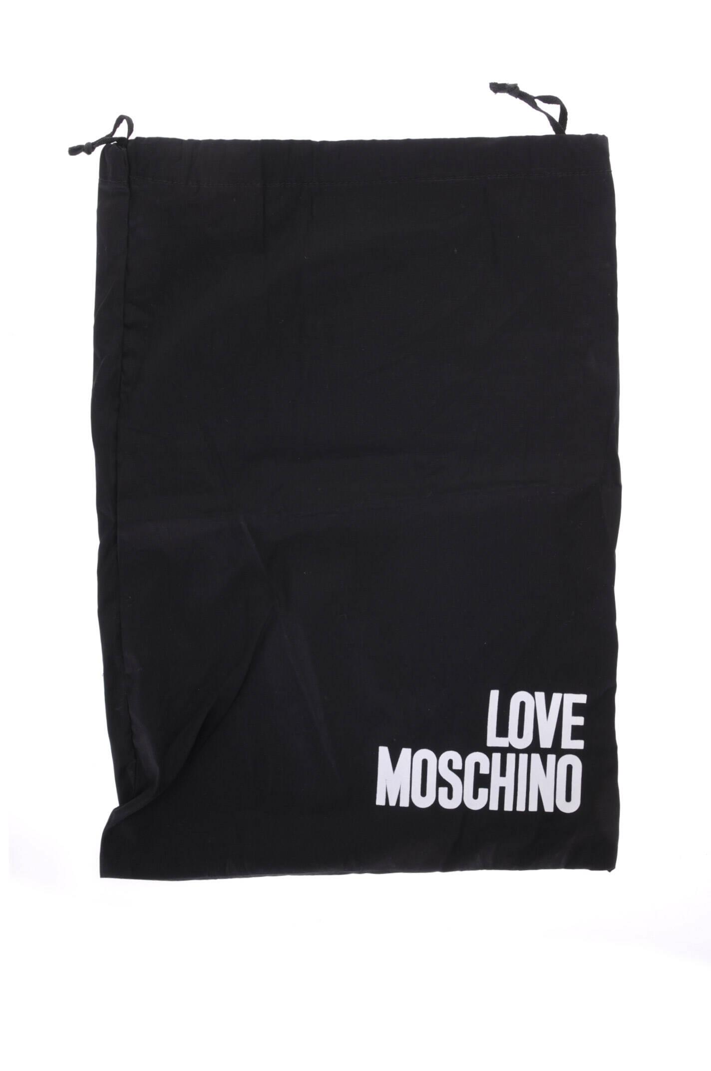 baleriny love moschino niebieski. Black Bedroom Furniture Sets. Home Design Ideas