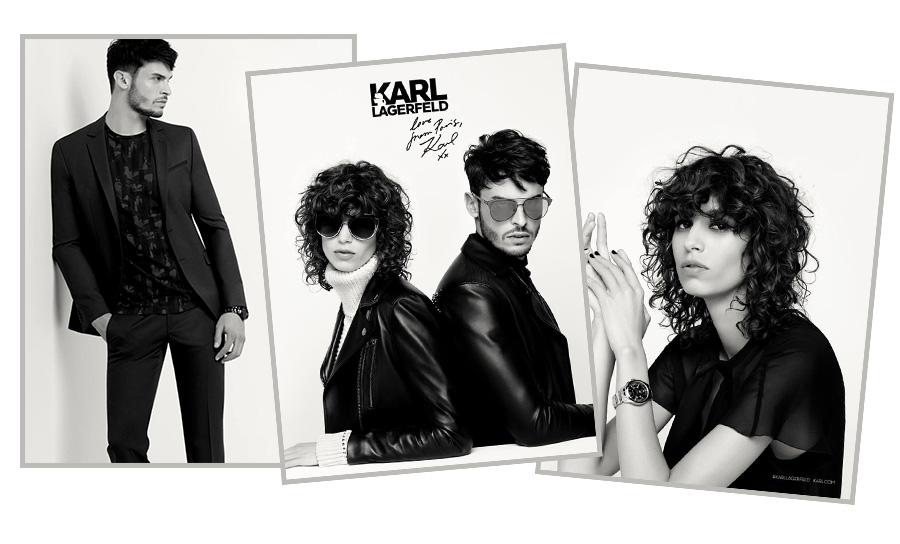 W Gomez z niecierpliwością oczekujemy kolekcji Karl Lagerfeld Jesień Zima  2016 2017. Tymczasem odzież c3d9aa0c845