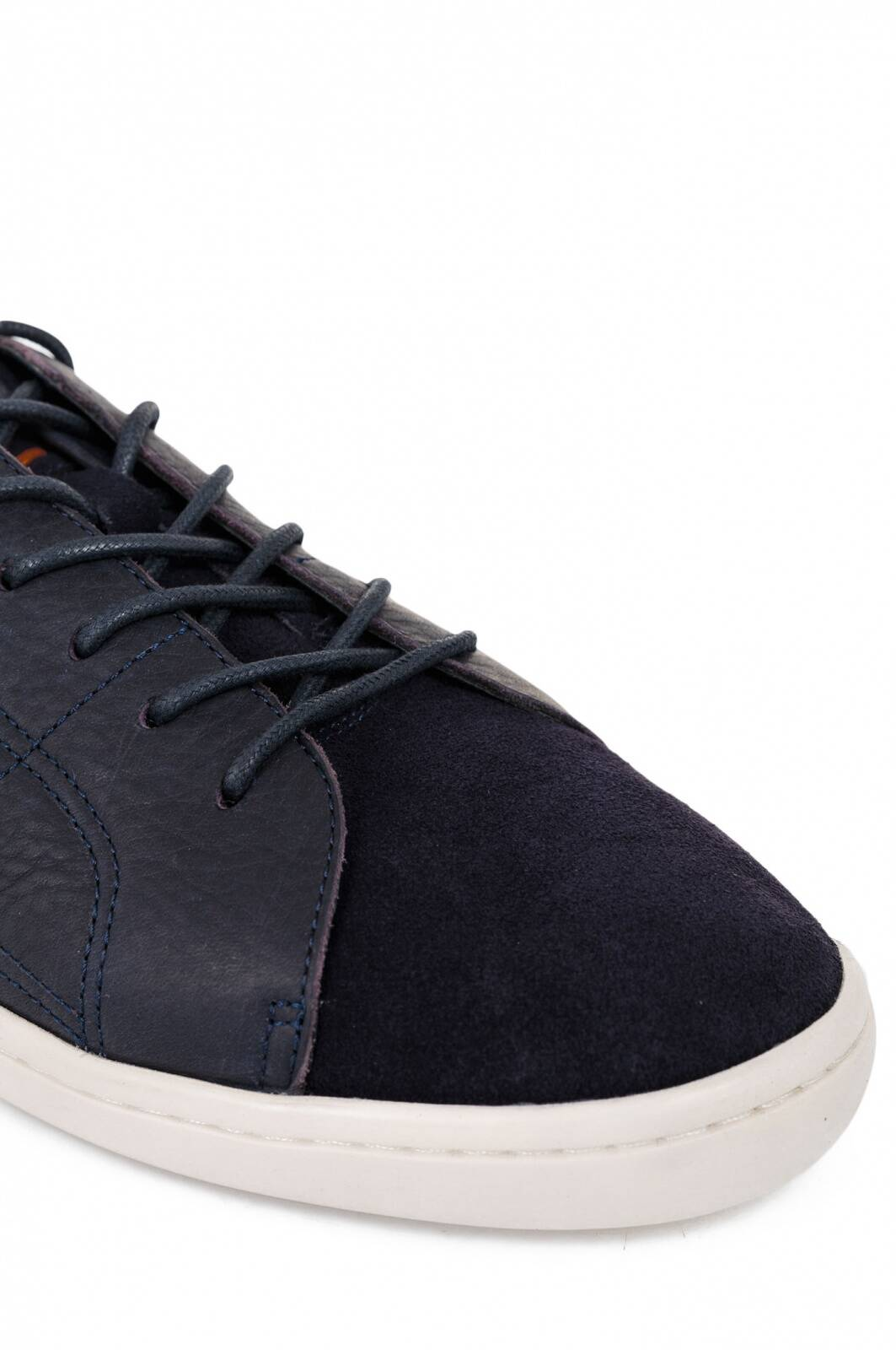 skor sneakers boss orange navy blue sneakers. Black Bedroom Furniture Sets. Home Design Ideas