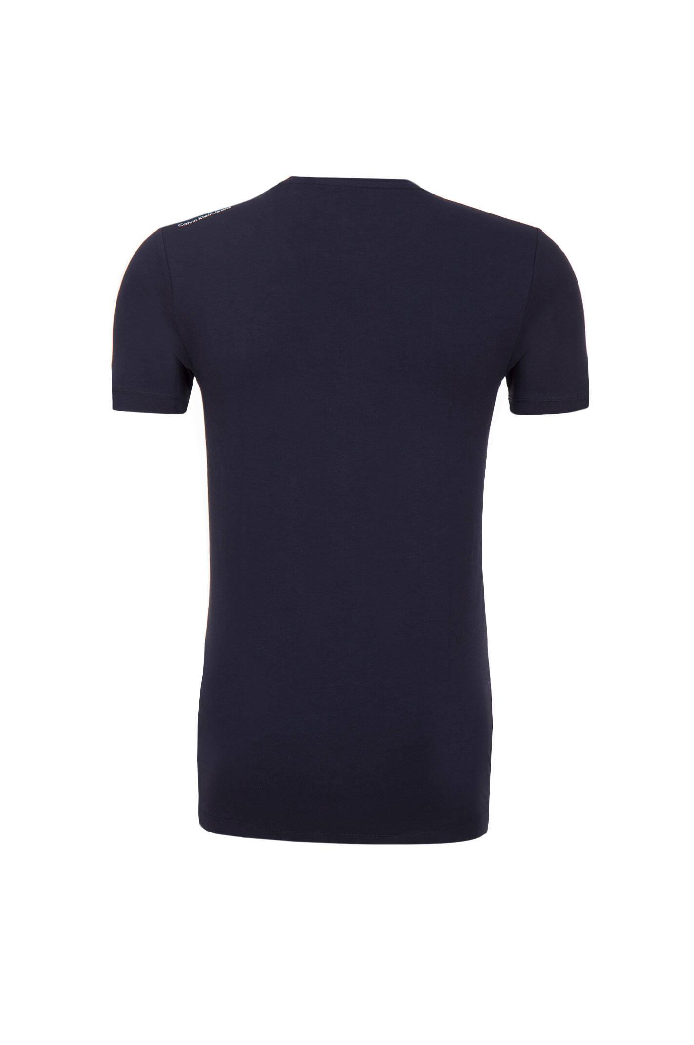 torned t shirt calvin klein jeans navy blue t shirts. Black Bedroom Furniture Sets. Home Design Ideas