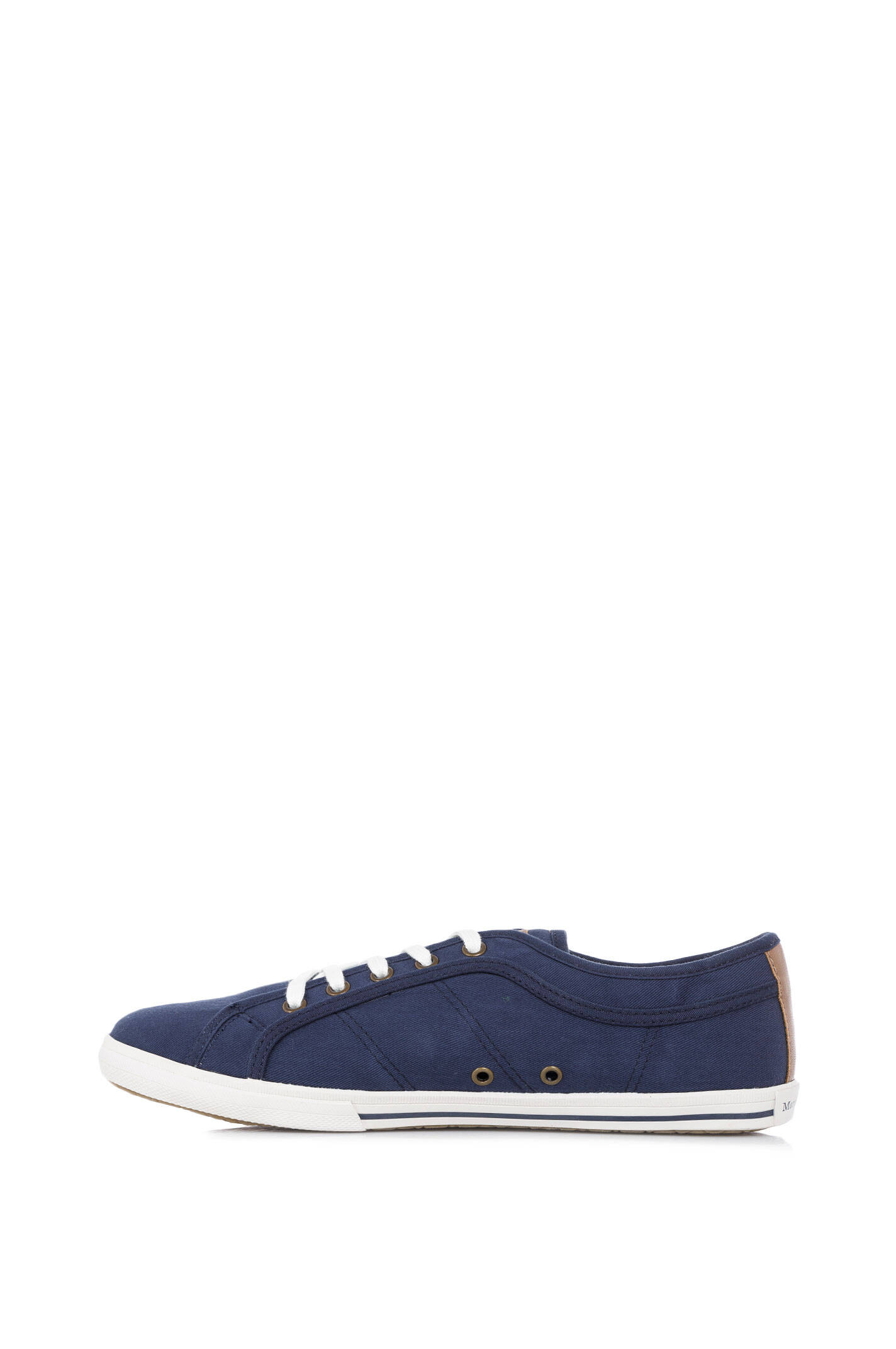 sneakers marc o 39 polo navy blue sneakers. Black Bedroom Furniture Sets. Home Design Ideas