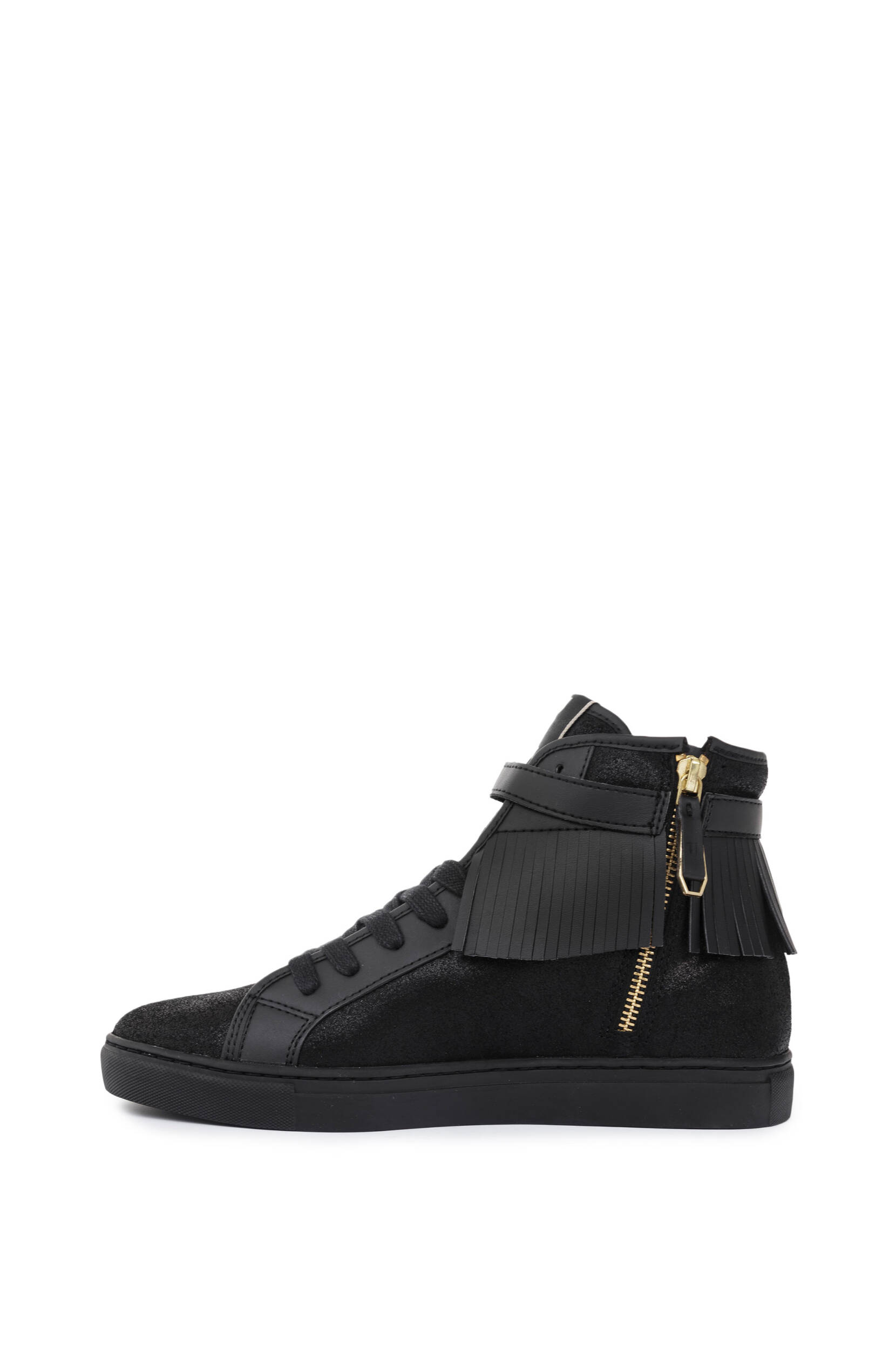 High Top Polo Shoes Canva