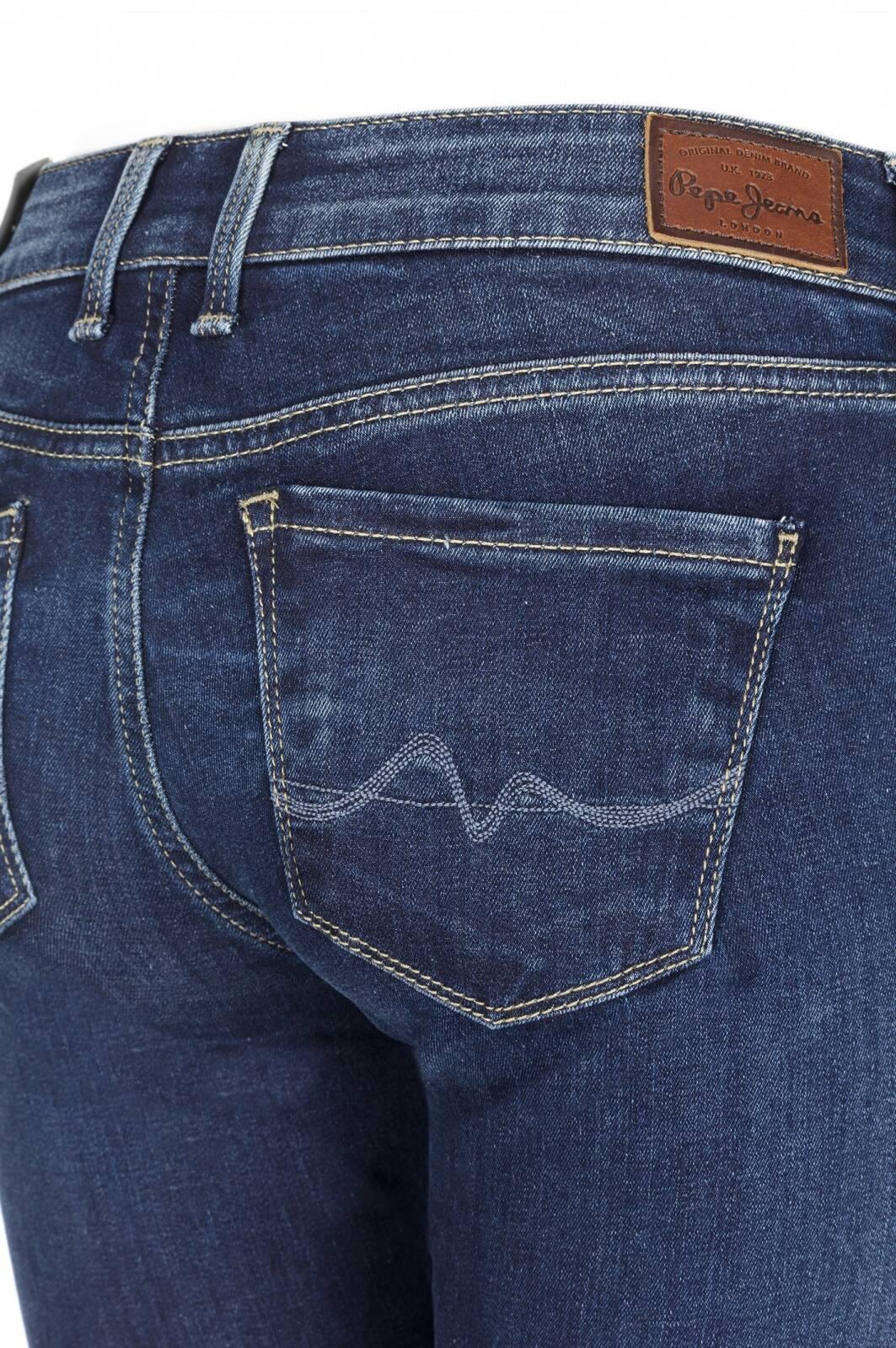 soho jeans pepe jeans london blue jeans pants. Black Bedroom Furniture Sets. Home Design Ideas