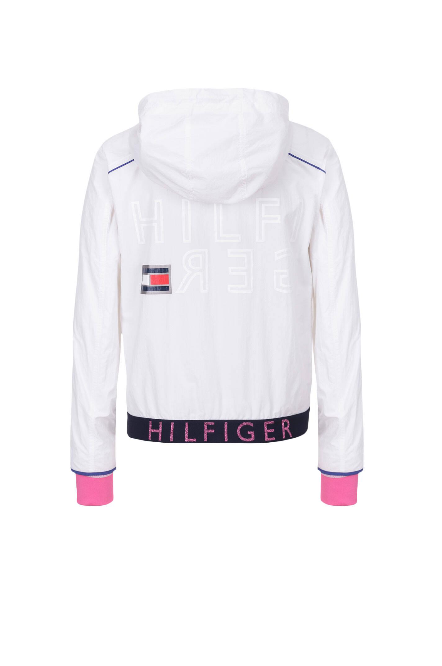 romana windbreaker jacket tommy hilfiger white. Black Bedroom Furniture Sets. Home Design Ideas