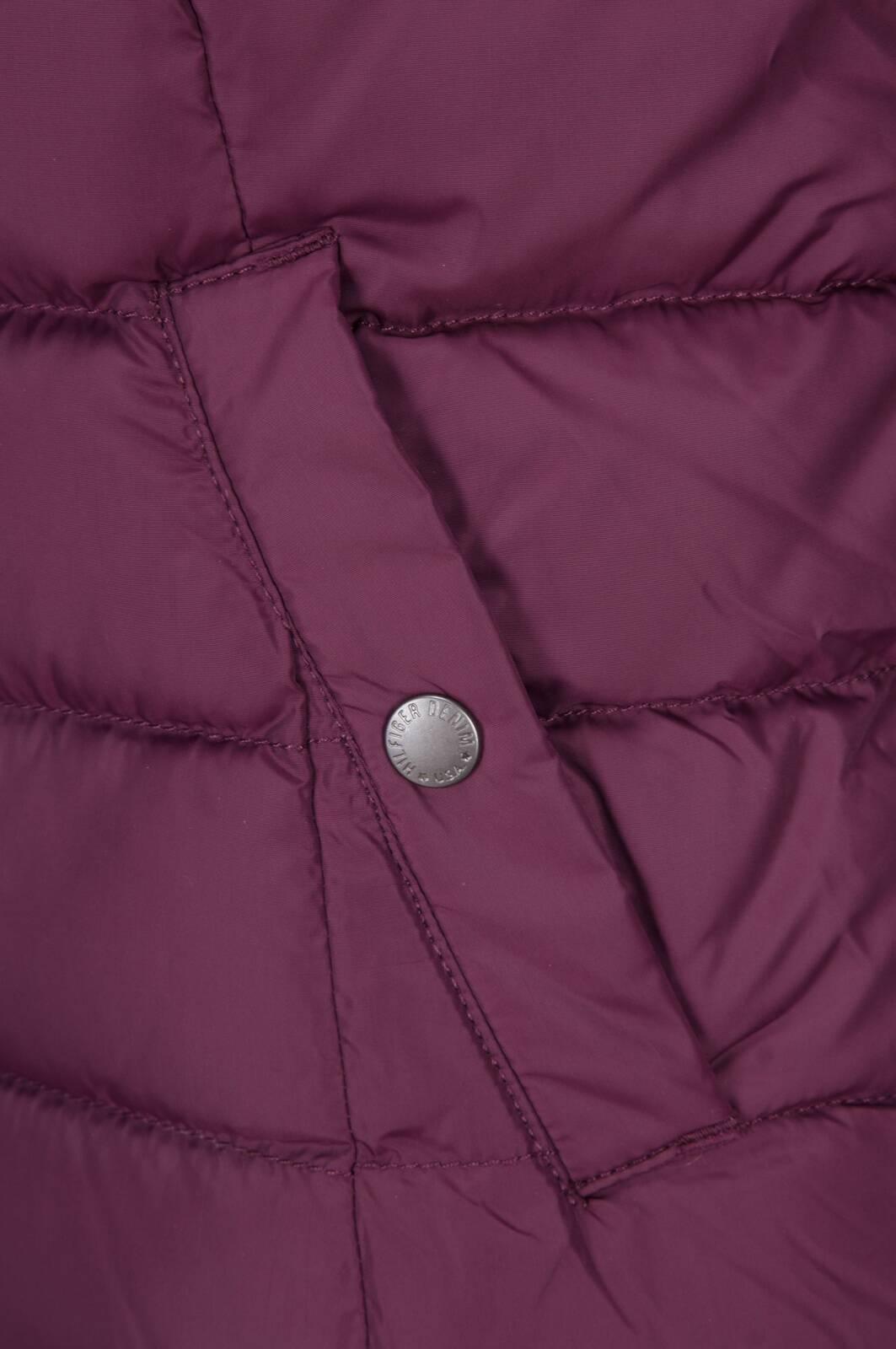 martina jacket hilfiger denim violet apparel. Black Bedroom Furniture Sets. Home Design Ideas