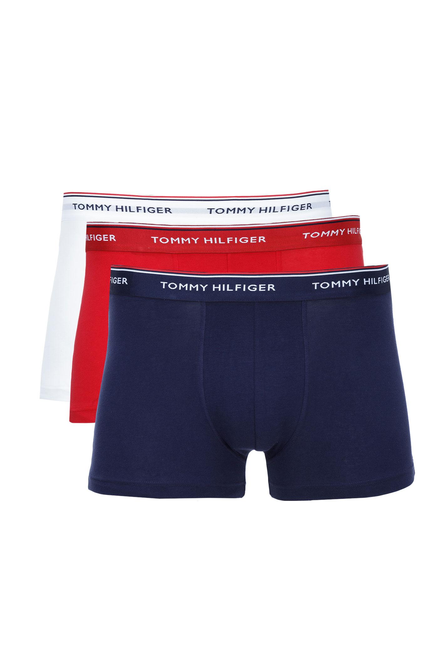 premium essentials 3 pack boxer shorts tommy hilfiger white boxer shorts. Black Bedroom Furniture Sets. Home Design Ideas
