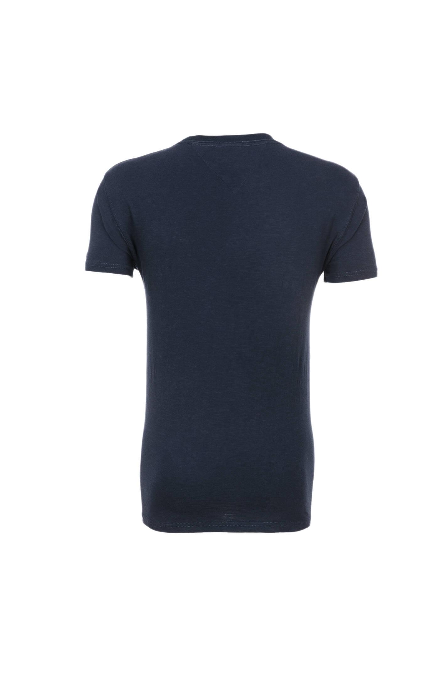 shirt hilfiger denim navy blue t shirts. Black Bedroom Furniture Sets. Home Design Ideas