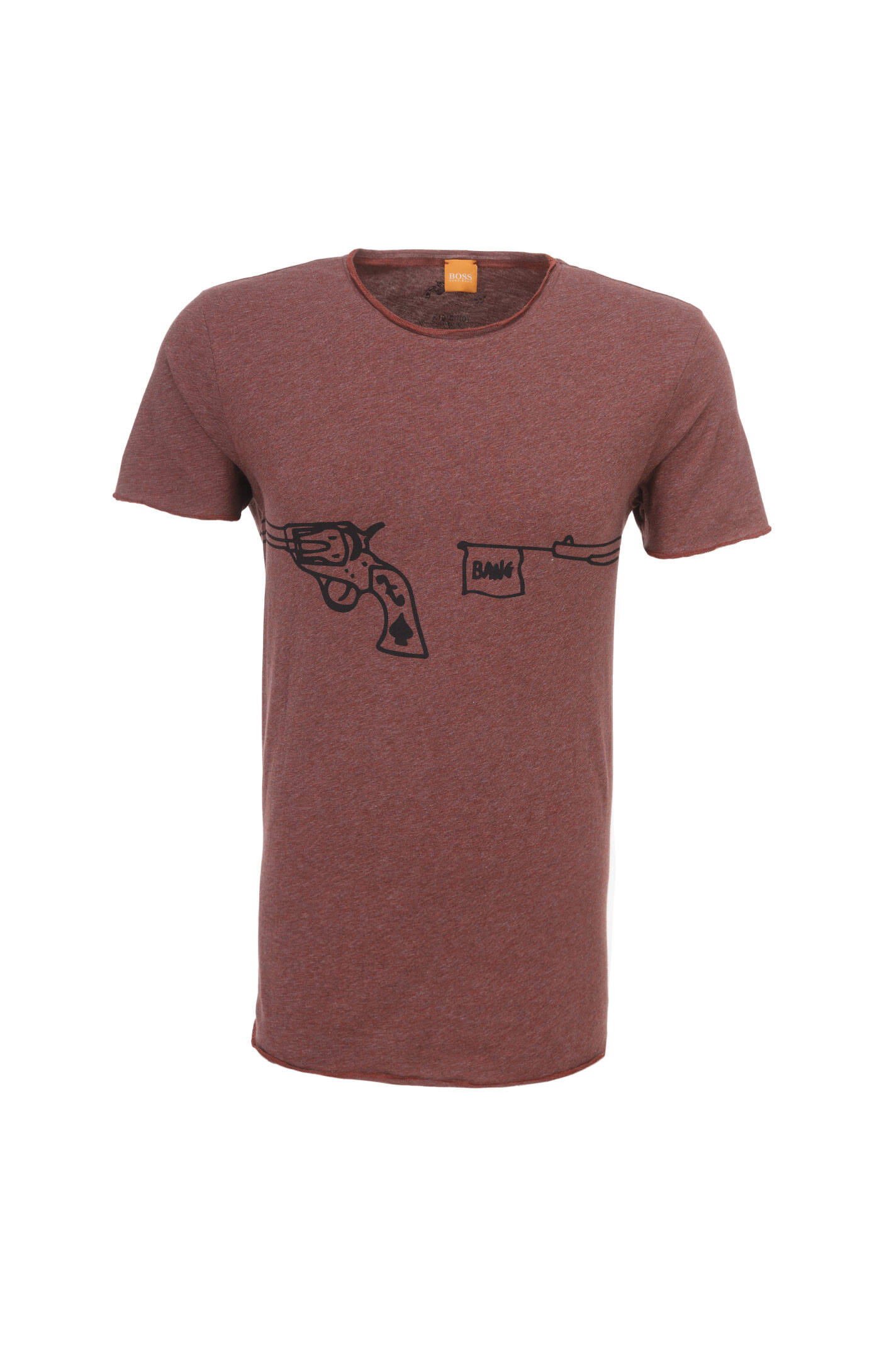 twiah t shirt boss orange burgundy t shirts. Black Bedroom Furniture Sets. Home Design Ideas
